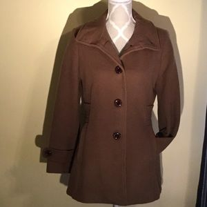 Kenneth Cole New York Wool Coat